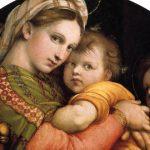 Raphael-Madonna-della-sedia-c1516-oil-on-panel-Palazzo-Pitti-Florence